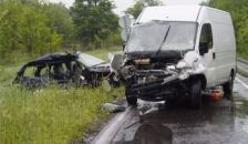 Halálos baleset Mórahalomnál