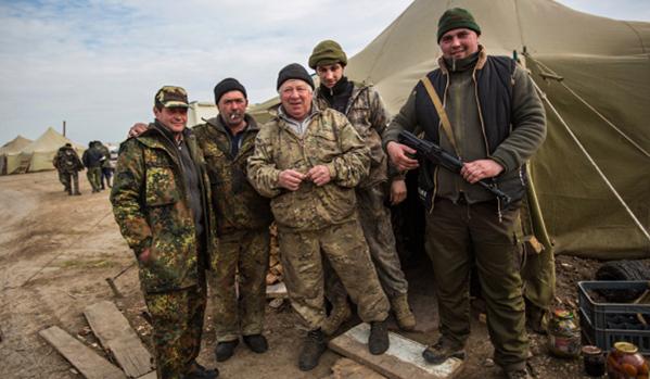 A Krímből több mint 30 provokátort toloncoltak ki