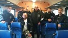 A biztonságos közlekedés az első! – Ismét vonaton a Betyársereg