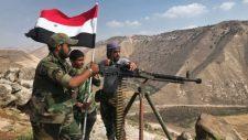Szíriai mélységi felderítők robbantották fel a megszálló militánsok egyik lőszerraktárát Idleb tartományban