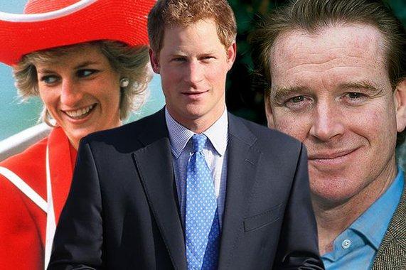 Ki Harry herceg édesapja?