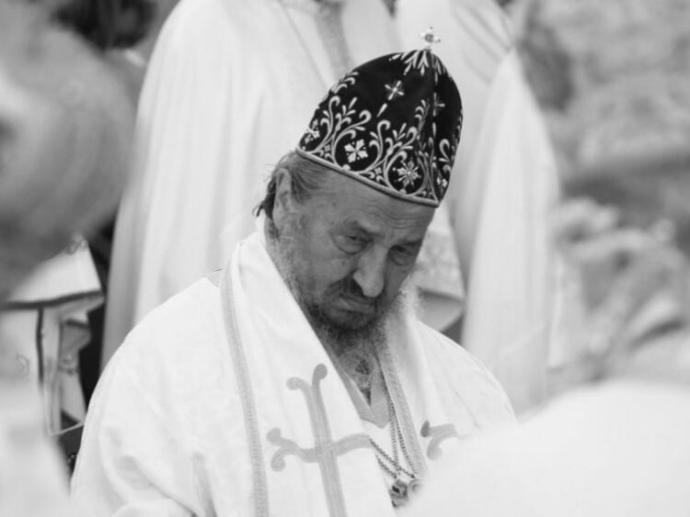Újabb szerb ortodox püspök halt bele a koronavírus szövődményeibe