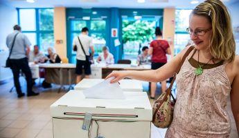 Véget ért az EP-választás Magyarországon