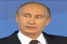 Putyin: az egypólusú világrend diktatúrája megbukott (videó)