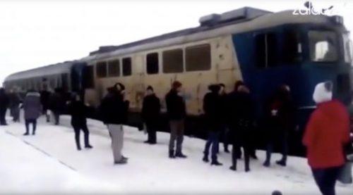 Nagybányán is fellázadtak az utasok