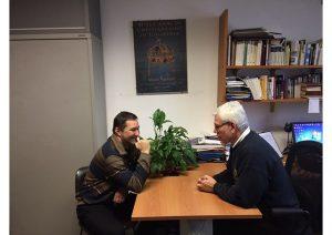 Interjú Major Balázs régésszel, a szíriai magyar ásatásokról