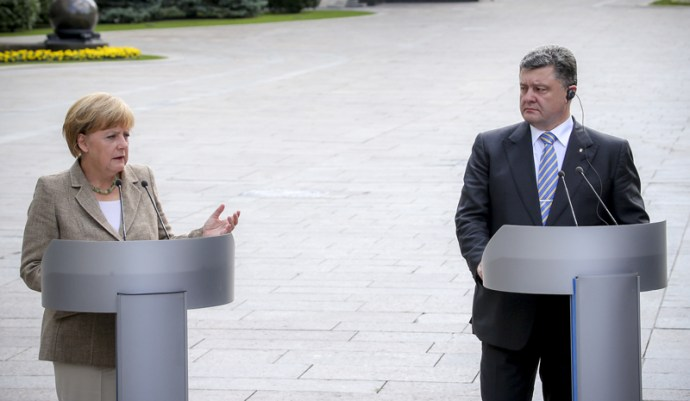 Merkel: a Krím elismerése Oroszország részeként veszélyes lehet egész Európa számára