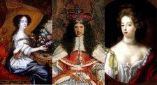 Szex, szerelem és intrika az utolsó Stuart-királyok udvarában