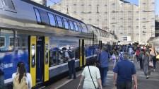 Újabb emeletes vonatokon lehet utazni