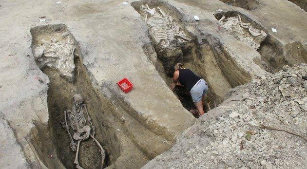 Avar kori fülkesírokra bukkantak Szegeden