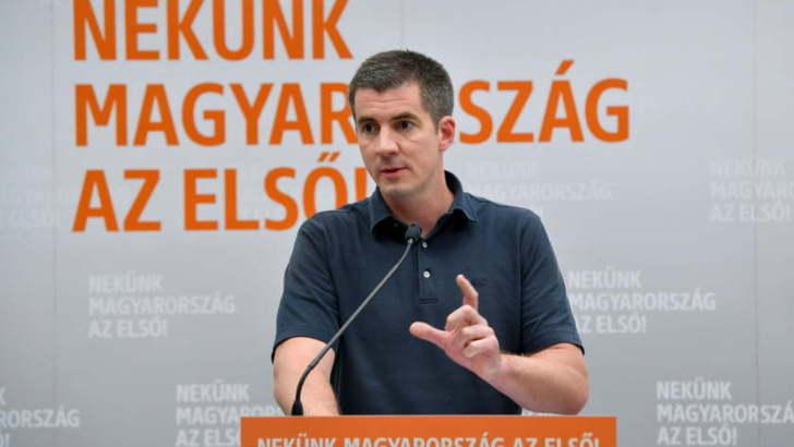 Kocsis Máté: Gyurcsány Ferenc potenciális veszélyforrás Magyarországra