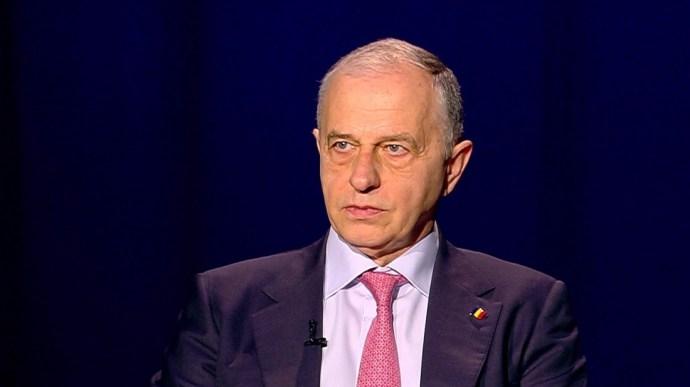 Mircea Geoanã lett a NATO második legerõsebb embere