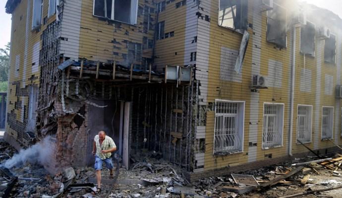 Washington gondoskodása: az Ukrajnának nyújtott humanitárius segély annyi mint intervenció