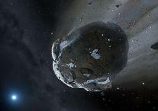 A Föld felé száguld egy óriási aszteroida – VIDEÓ