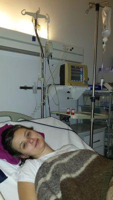 Szívritmuszavarral került kórházba Dúró Dóra