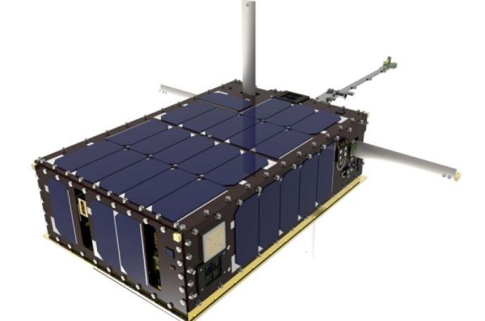 """CubeSat a """"nagyoknál"""" is"""