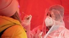 Koronavírus – a vasárnapi adatok megérkeztek
