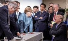 Tahóság a köbön: lefokozták az Európai Unió washingtoni követségét, és még csak nem is szóltak róla