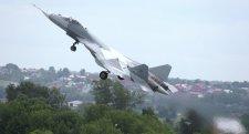 Éles fegyvertesztre Szíriába küldték az oroszok kísérleti fázisban lévő ötödik generációs vadászgépeit