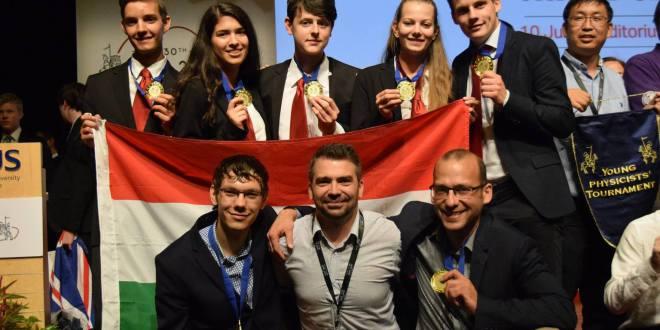 Ifjú magyar fizikusok hódítják meg a világot