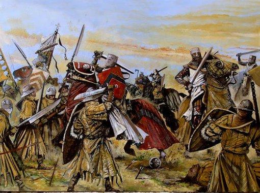 Francia dominanciát eredményezett az elfelejtett középkori csata