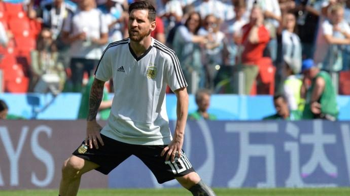 Messi visszatér