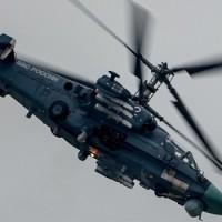 Hamarosan bevetik a Ka-52-es harci helikoptereket a szíriai hadműveletekben