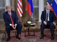 Putyin Helsinkiben javaslatot tett Trumpnak, hogyan vethetnek véget az ukrán háborúnak