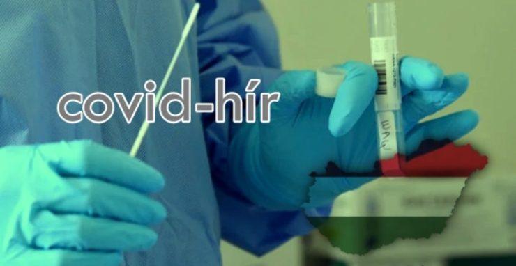 Koronavírus Magyarországon: 1141 új fertőzött, elhunyt 11 beteg