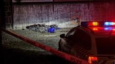 Halálos baleset Pest megyében – drámai fotók
