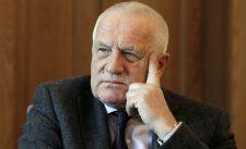 EU-tagság: Eljött az ideje a cseh távozás előkészítésének, véli Václav Klaus
