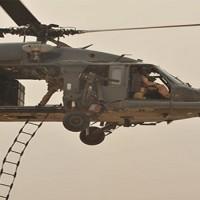 Az USA légiereje megkezdte az Iszlám Állam vezetőinek kimenekítését Ramadiból