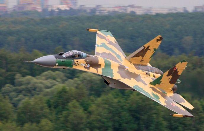 Alaposan megerősítik az orosz légierőt