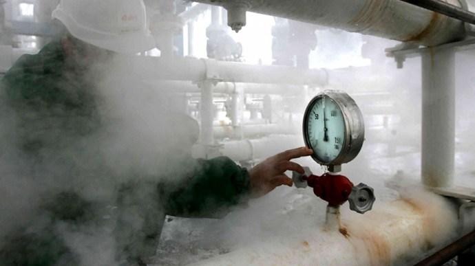 Vészesen leapadt a gázkészlet a hazai tárolókban