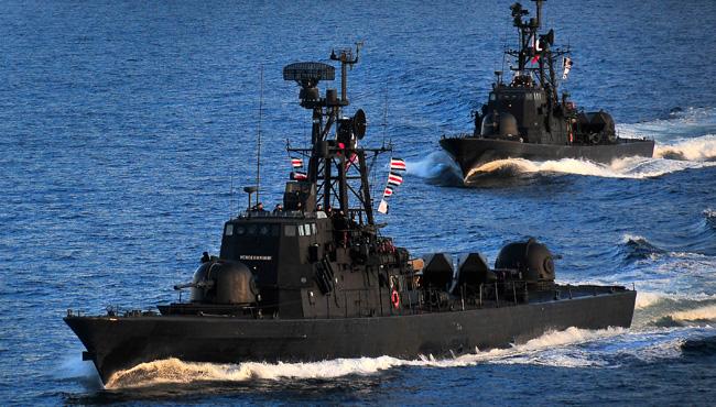 A náci bűnökért cserébe újabb négy hadihajót kedvezményes áron kapott Izrael a németektől