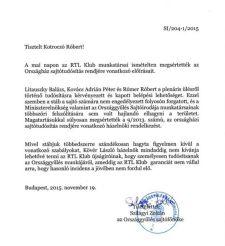 Kövér kipenderítette az RTL Klubot a parlamentből – a Jobbik már nem akarja lerombolni és sóval behinteni a kanális székházát