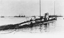 I. világháborús orosz tengeralattjáró roncsára bukkantak