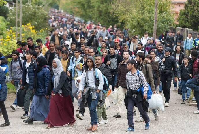 A németek csak átmenetileg fogadnak be migránsokat