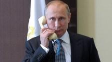 Szíria: Putyin figyelmeztette a nyugati országokat