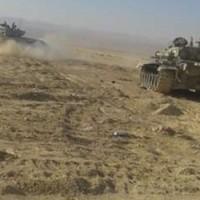Iszlám Állam elleni hadműveletek Kelet Homszban