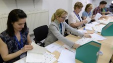 Itt vannak az első szavazatok az európai parlamenti választásra