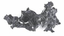 Üveggé változtatta egy szerencsétlen lakos agyát a Vezúv ókori kitörése