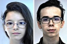 Iskolába menet tűnt el két budapesti gimnazista (fotók)