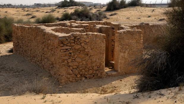 Ősi keresztény templomok rejtőznek Szaúd-Arábia sivatagában