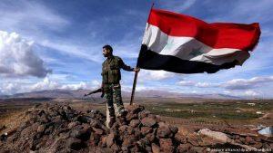 Hajlandóak megadni magukat az utolsó dzsihadista csoportok Damaszkuszban (videó)