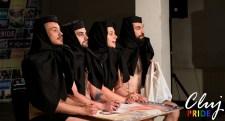 Egy színházi elõadás borzolta fel a kedélyeket a román ortodox egyházban