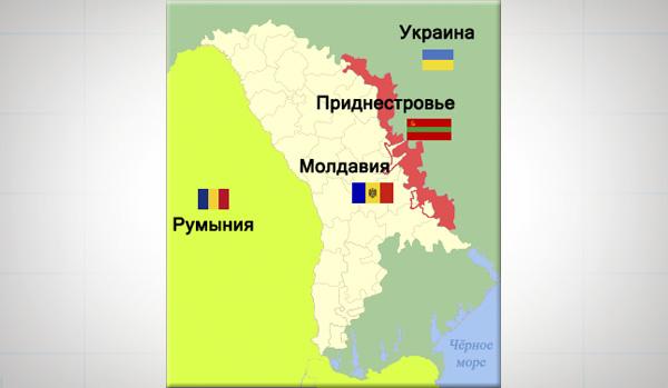 Ukrán drónt lőttek le a Dnyeszteren túli Köztársaság fölött