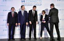 A Visegrádi Négyek Ausztráliával tárgyal Budapesten