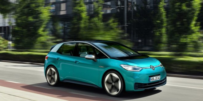 Már gyártják az első, teljesen elektromos Volkswagent