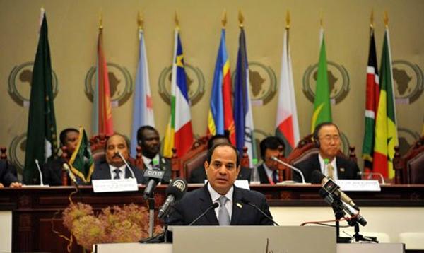 Politikailag nem korrekt: Kirekesztették a zsidókat az Afrikai Unió csúcsértekezletéről
